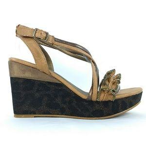 BKE Sole Wedge Heels